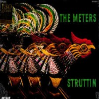 Image of The Meters - Struttin'