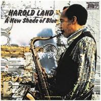 Image of Harold Land - A New Shade Of Blue