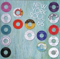 Image of Various Artists - New York Soul '66
