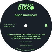 Image of Various Artists - Disco Tropicalia EP