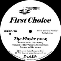 Image of First Choice - The Player - Inc. Mike Maurro Remix