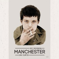 Image of Musicians Of Manchester - Series 1 - Ian Curtis Card