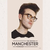 Image of Musicians Of Manchester - Series 1 - Morrissey Card