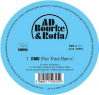 Image of AD Bourke & Raiders Of The Lost Arp - Raw (Ron Trent & Original Mix)