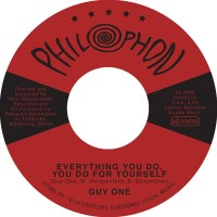 Image of Guy One - Everything You Do, You Do For Yourself