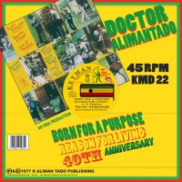 Image of Doctor Alimantado - Born For A Purpose
