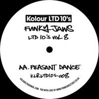 Image of Funkyjaws - Kolour LTD 10's Vol. 8