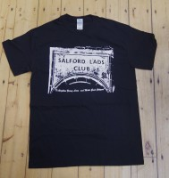 Image of Salford Lads Club - Sign T-Shirt - Black