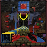 Image of King Gizzard And The Lizard Wizard - Polygondwanaland - Exclusive Beer Coloured Splatter Vinyl