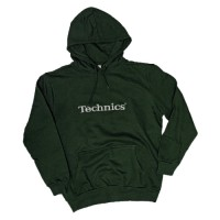 Image of Technics - Forest Green Hoodie