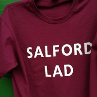 Image of Salford Lads Club - 'Lad' T-Shirt