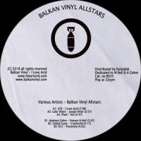 Image of Various Artists - Balkan Allstars (LFO, Andreas Gehm, Luke Vibert & B12)