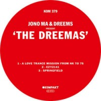 Image of Jono Ma & Dreems - The Dreemas