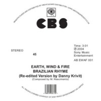 Image of Earth, Wind And Fire - Brazilian Rhyme / Runnin' (Re-Edited By Danny Krivit)