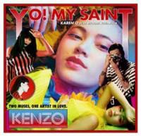 Image of Karen O Featuring Michael Kiwanuka - Yo! My Saint