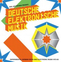Image of Various Artists - Soul Jazz Records Presents Deutsche Elektronische Musik: Experimental German Rock And Electronic Music 1972-83