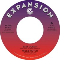 Image of Willie Hutch - Easy Does It / Kelly Green