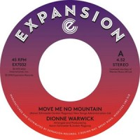 Image of Dionne Warwick - Move Me No Mountain / (I'm) Just Being Myself