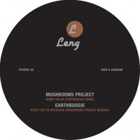 Image of Mushrooms Project Vs Earthboogie - The Remixes