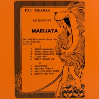 Image of Pat Thomas - Pat Thomas Introduces Marajita