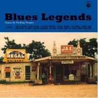 Image of Various Artists - Blues Legends