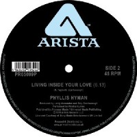 Image of Phyllis Hyman - You Know How To Love Me (Long Version) / Living Inside Your Love