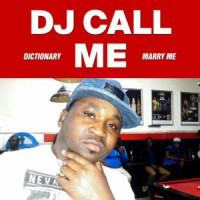 Image of DJ Call Me - Marry Me EP
