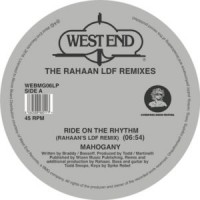 Image of Various Artists - The Rahaan Ldf Remixes (Inc. Mahogany, Chuck Davis Orchestra, Billy Nichols, Brenda Taylor)