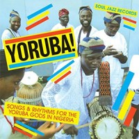 Image of Konkere Beats - Yoruba! Songs & Rhythms For The Yoruba Gods In Nigeria
