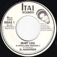 Image of Doc. Alimantado / Peter Tosh - Mary Lou / A Little Melodica