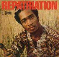 Image of U Brown - Repatriation