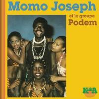 Image of Momo Joseph / Le Groupe Podem - Love Africa Soul - Inc. Nik Weston Edit