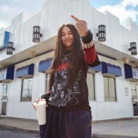 Image of Princess Nokia - A Girl Cried Red