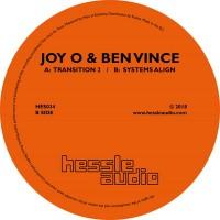 Image of Joy O & Ben Vince - Transition 2 / Systems Align