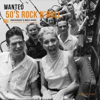 Image of Various Artists - Wanted 50's Rock N' Roll
