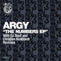 Image of Argy - The Numbers EP - Inc. DJ Skull Remix