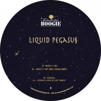 Image of Liquid Pegasus - Makin It Hot