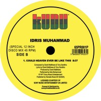 Idris Muhammad - Could Heaven Ever Be Like This - Inc. Late Nite Tuff Guy Remix
