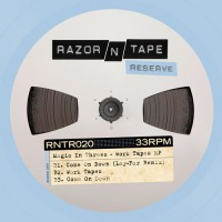 Image of Magic In Threes - Work Tapes EP - Inc. Fouk / Patchworks / Lay-Far Remixes