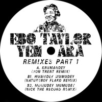 Image of Ebo Taylor - Yen Ara Remixes Part 1