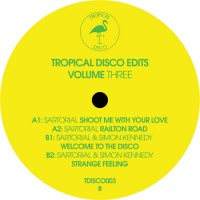 Image of Various Artists - Tropical Disco Edits Vol. 3