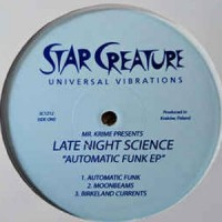 Late Night Science - Automatic Funk EP