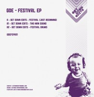 Image of Get Down Edits - Festival EP