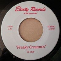 Image of E. Live - Freaky Creatures