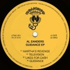 Image of Al Zanders - Guidance