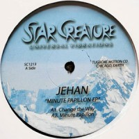 Image of Jehan - Minute Papillon EP