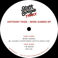 Image of Anthony Fade - Mind Games EP