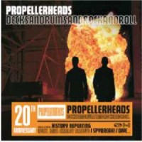 Image of Propellerheads - Decksanddrums Androckandroll - 20th Anniversary Edition