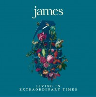 Image of James - Living In Extraordinary Times