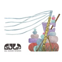 Gulp - All Good Wishes - Signed Edition With Bonus Remix CD